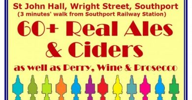 Southport Beer and Cider Festival 2018